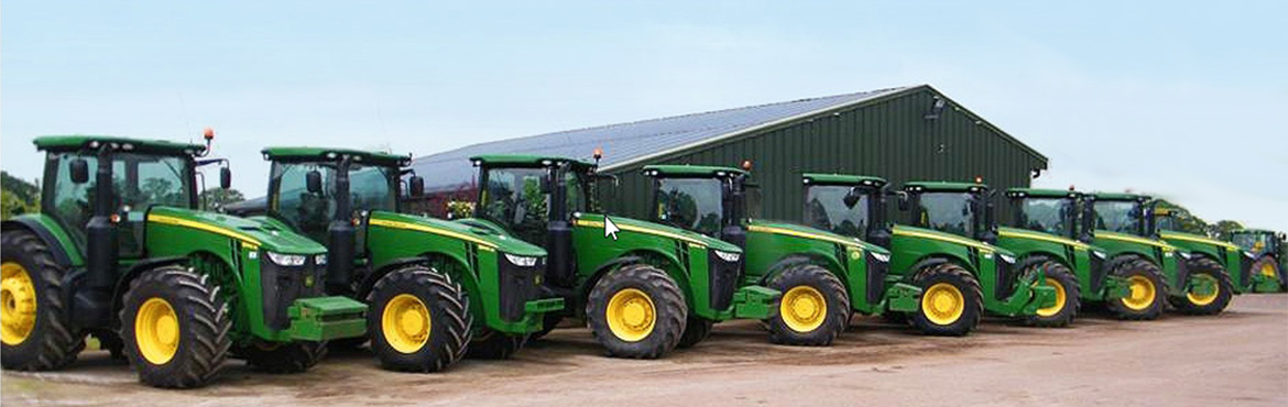 MP Hire Used Tractor Sales
