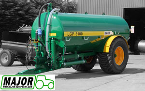 Major Grass Cutting and Slurry Handling Equipment