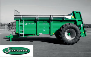 Samson Spreaders